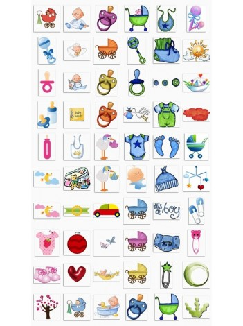 Baby Clipart 1